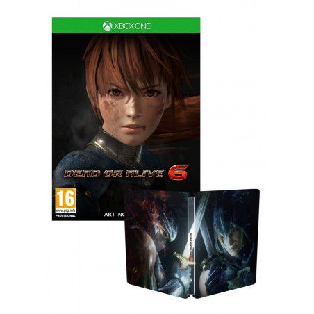 Dead or Alive 6 Steelbook Limited Edition