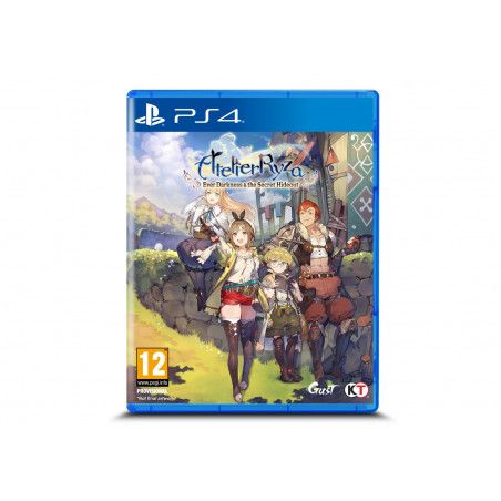 Atelier Ryza - Ever Darkness & the Secret Hideout (PS4)