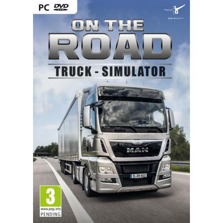 On the Road Truck Simulator (PC)