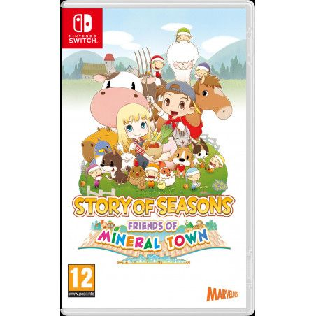 Story of Seasons - Friends of Mineral Town (Switch)